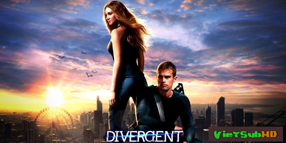 Phim Dị Biệt (Những kẻ bất khả trị) VietSub HD | Divergent 2014