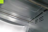 Innenraum: Andrew James – 23 Liter Mini Ofen und Grill mit 2 Kochplatten in Schwarz – 2900 Watt – 2 Jahre Garantie