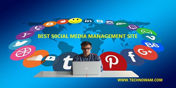 social media management softwere