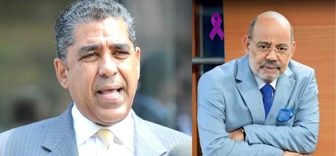 Espaillat lamenta muerte de César Medina y resalta su valor ante la adversidad