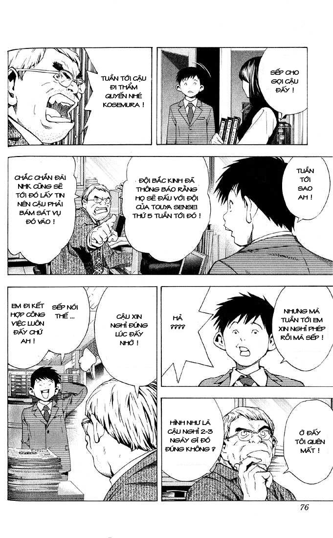 Hikaru No Go hikaru no go chap 169 trang 8