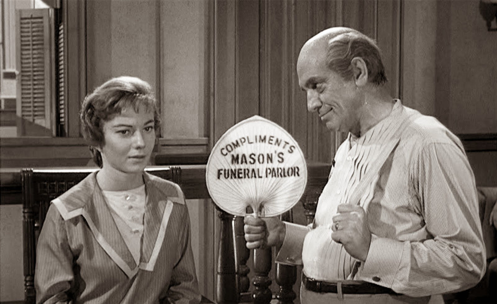 Movie Review Inherit The Wind