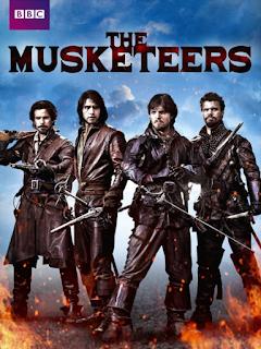 Los Mosqueteros (3x