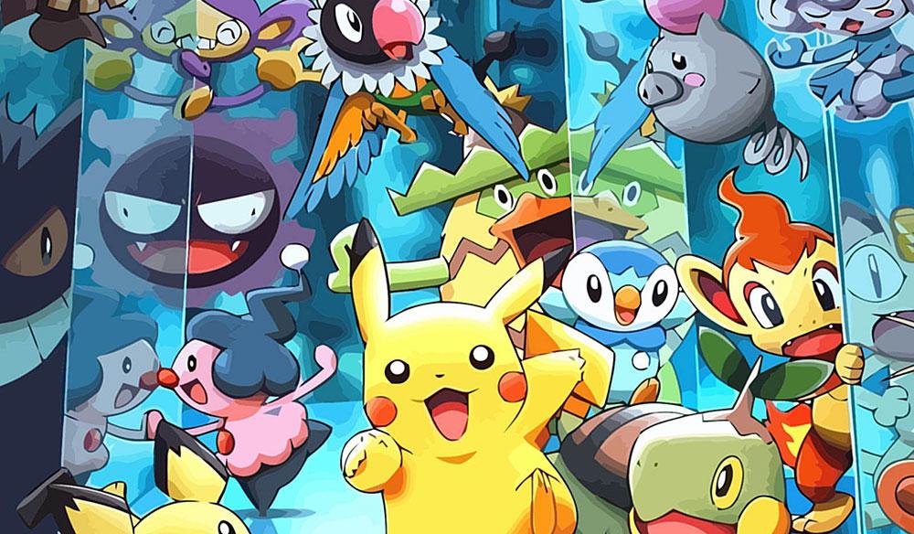 Tüm Zamanların 718 Pokemon İsimleri ve Videoları