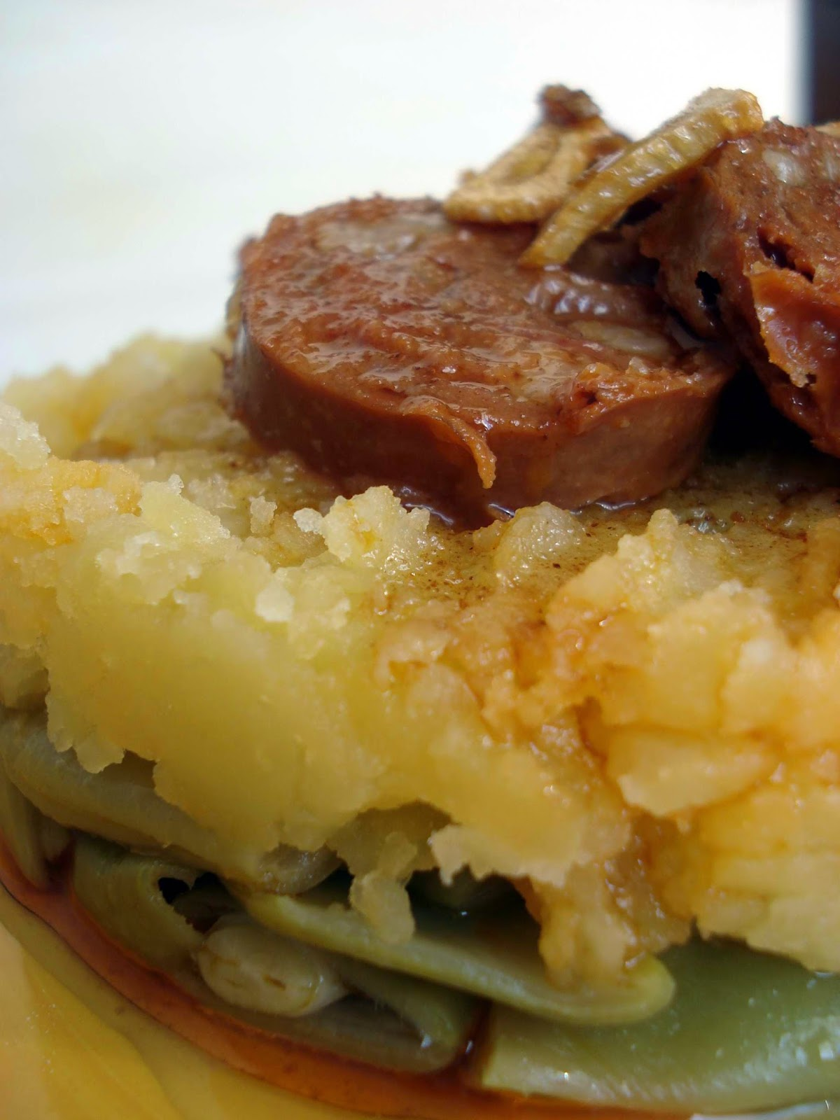 Mi abuelita caro jud as patatas y chorizo o lo que es lo mismo una comida del d a a d a - Judias con chorizo y patatas ...