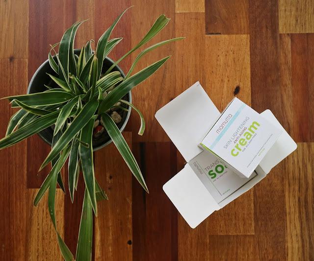 Box Kemasan Mamutta Essential Package Skincare