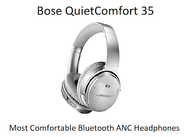 Bose QuietComfort 35 - Best Wireless Headphones to Buy