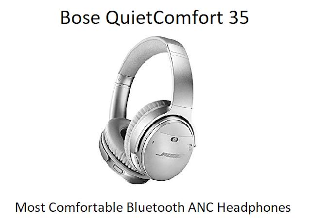 Bose QuietComfort 35 - Best Wireless Headphones to Buy