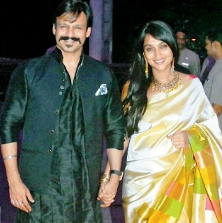 Vivek Oberoi Family Wife Son Daughter Father Mother Marriage Photos Biography Profile