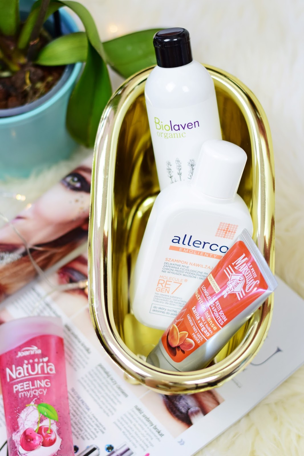 szampon_biolaven_allerco_odżywka_la_petite_marseillas_blog