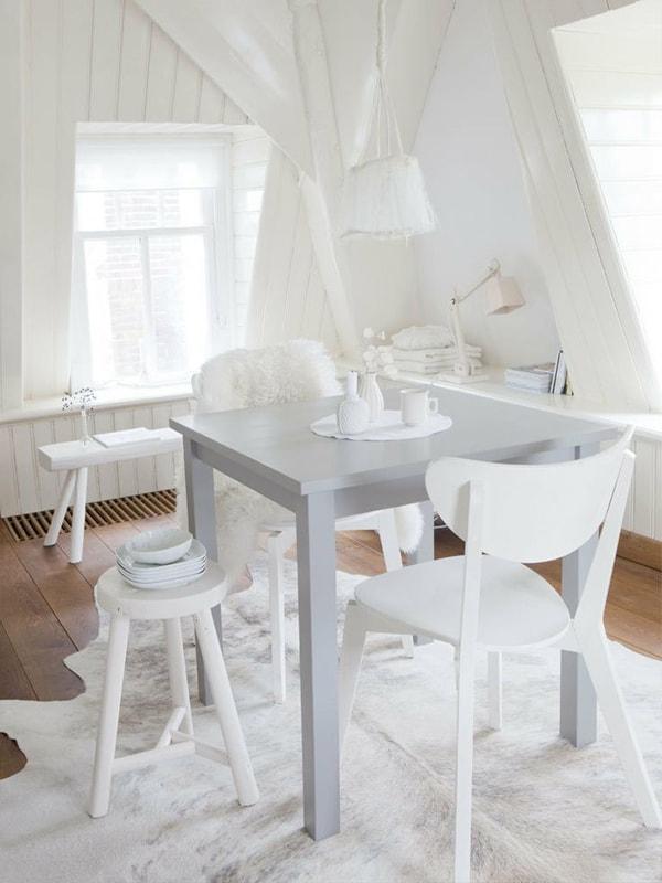 Bricolage e decora o sugest es para decorar espa os de for Ideas para comedores pequenos