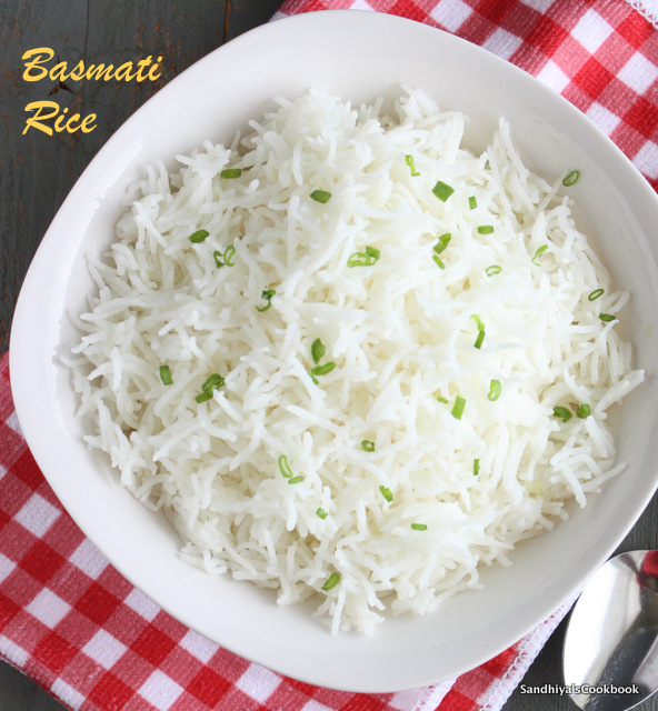 How to cook basmati rice with oil