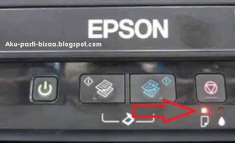 Cara Atasi Printer Epson L210 Paper Jam