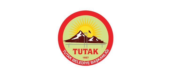 Ağrı Tutak Belediyesi Vektörel Logosu