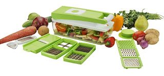 Ganesh Quick Plastic Dicer, Green