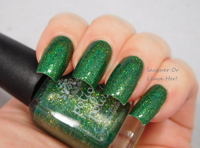 Potion Polish Mistletoe Smooches