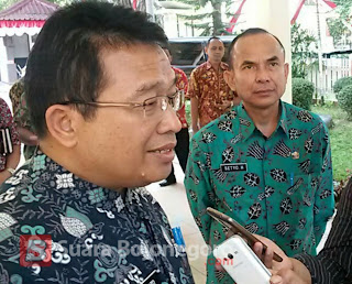 Kang Yoto Ajak Masyarakat Kawal Pelaksanaan Perekrutan Perangkat Desa