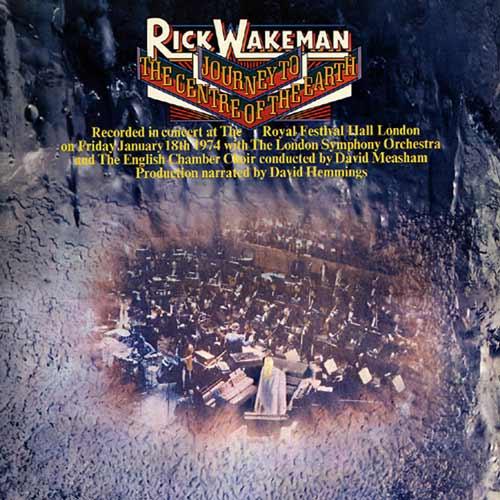 TTZL Muziekblog: #41: Rick Wakeman - Journey To The Centre ...