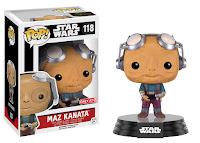 Funko Pop! Maz Kanata Target