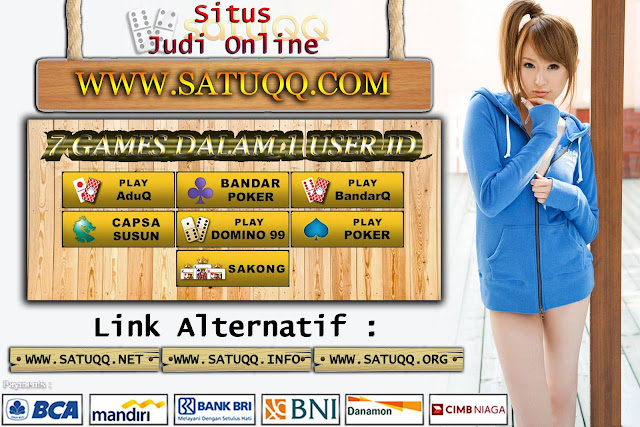 BandarQ Domino 99 Domino QQ Poker Online Terbaik Dan Terpercaya