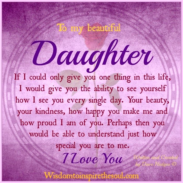 Love Quotes For Your Daughter Magnificent I Love You Quotes For My Daughter With Cute Love Unique Pictures