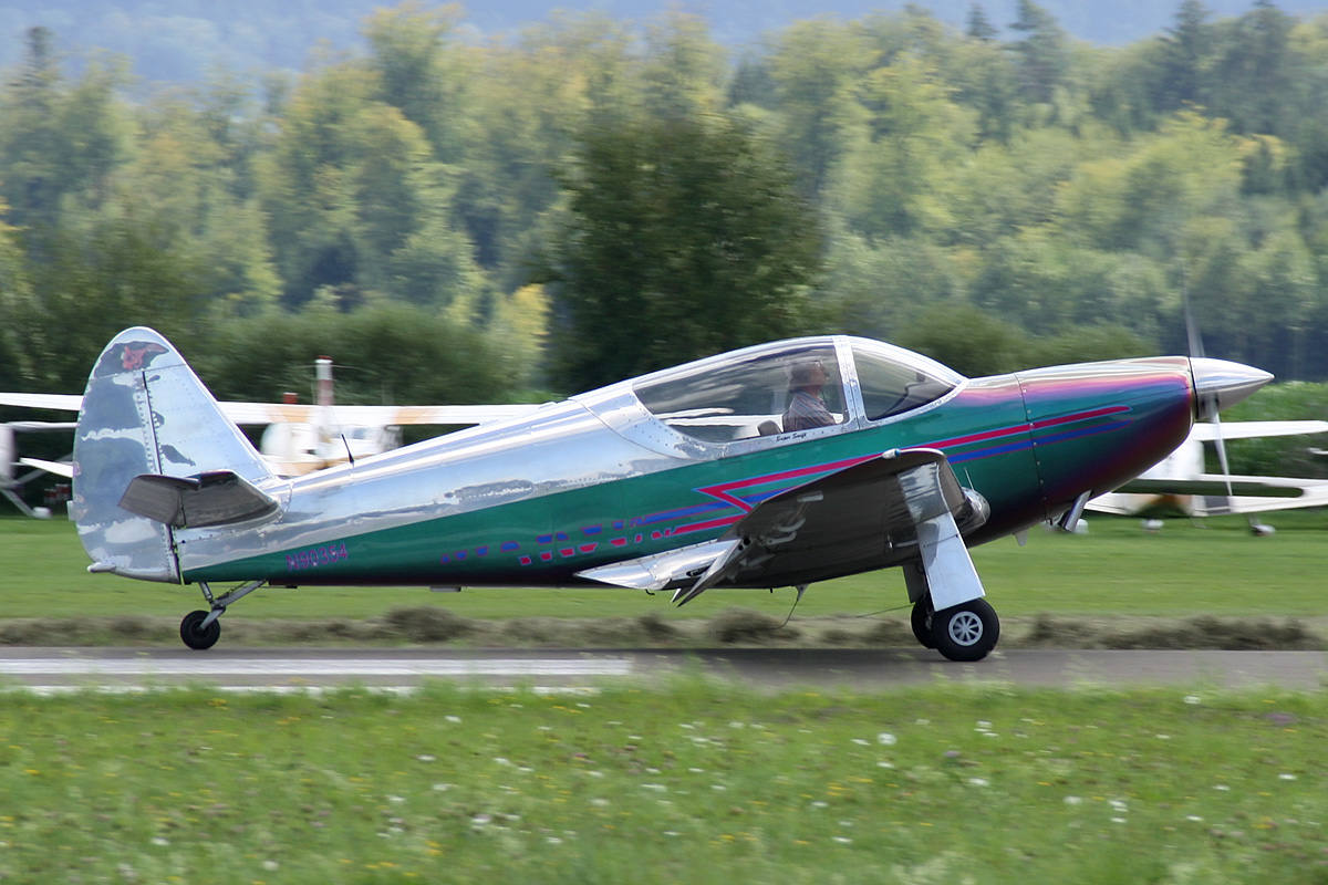 Eastwings: Globe-TEMCO GC-1B Super Swift * Private * N90354