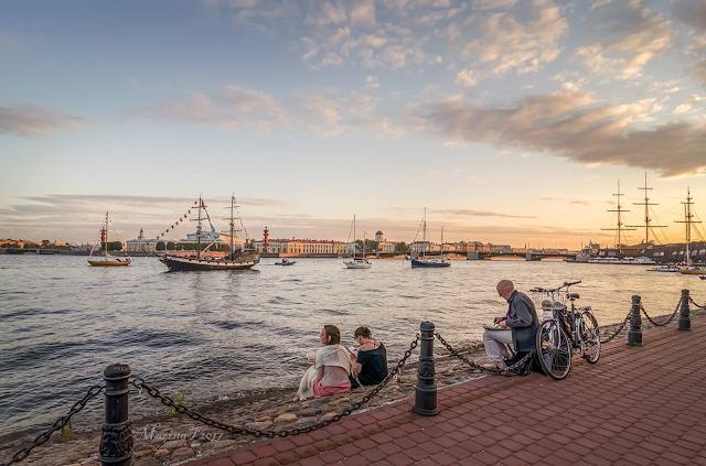 Фото кораблей Санкт-Петербурга