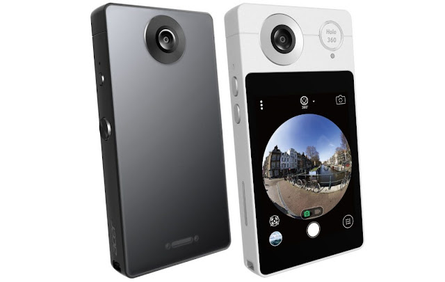 Acer Holo360 Camera With 24MP images and 4K Video Recording