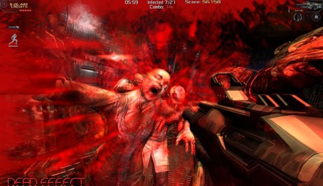 Dead Effect PC Games Screenshots