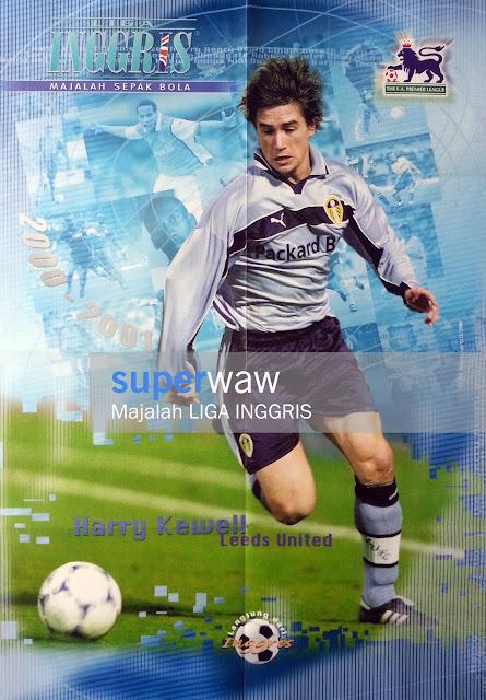 Harry Kewell Leeds United