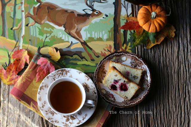 Fall Hunt Tea; The Charm of Home