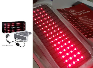 LED Light Therapy Near Infrared  Red Light  LED Light
