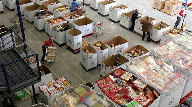 Venezolanos en navarra y cercan as el banco de alimentos de navarra necesita a n mil - Banco de alimentos de navarra ...
