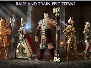 Dawn Of Titan Apk Mod Download  | aqilsoft