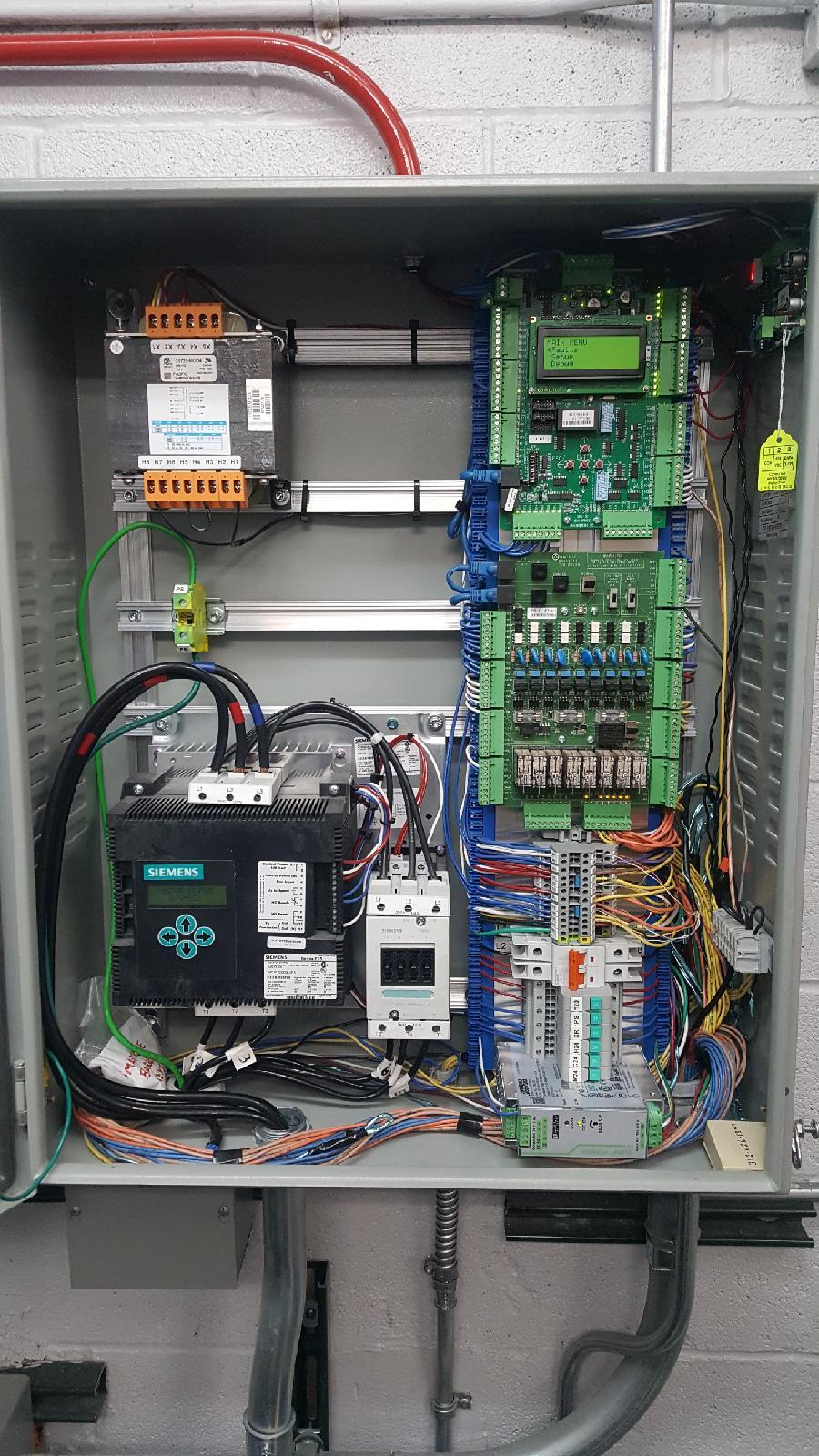 Chicago Elevator Maintenance - Colley Elevator: August 2018   Hydraulic Elevator Wiring Diagram Mce Controller      Colley Elevator