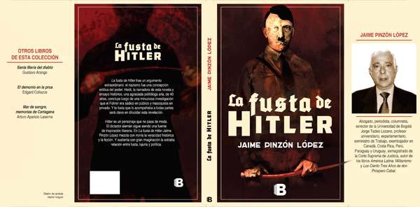 Carátula del libro La fusta de Hitler