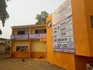 Galad best ijmb center in ilorin
