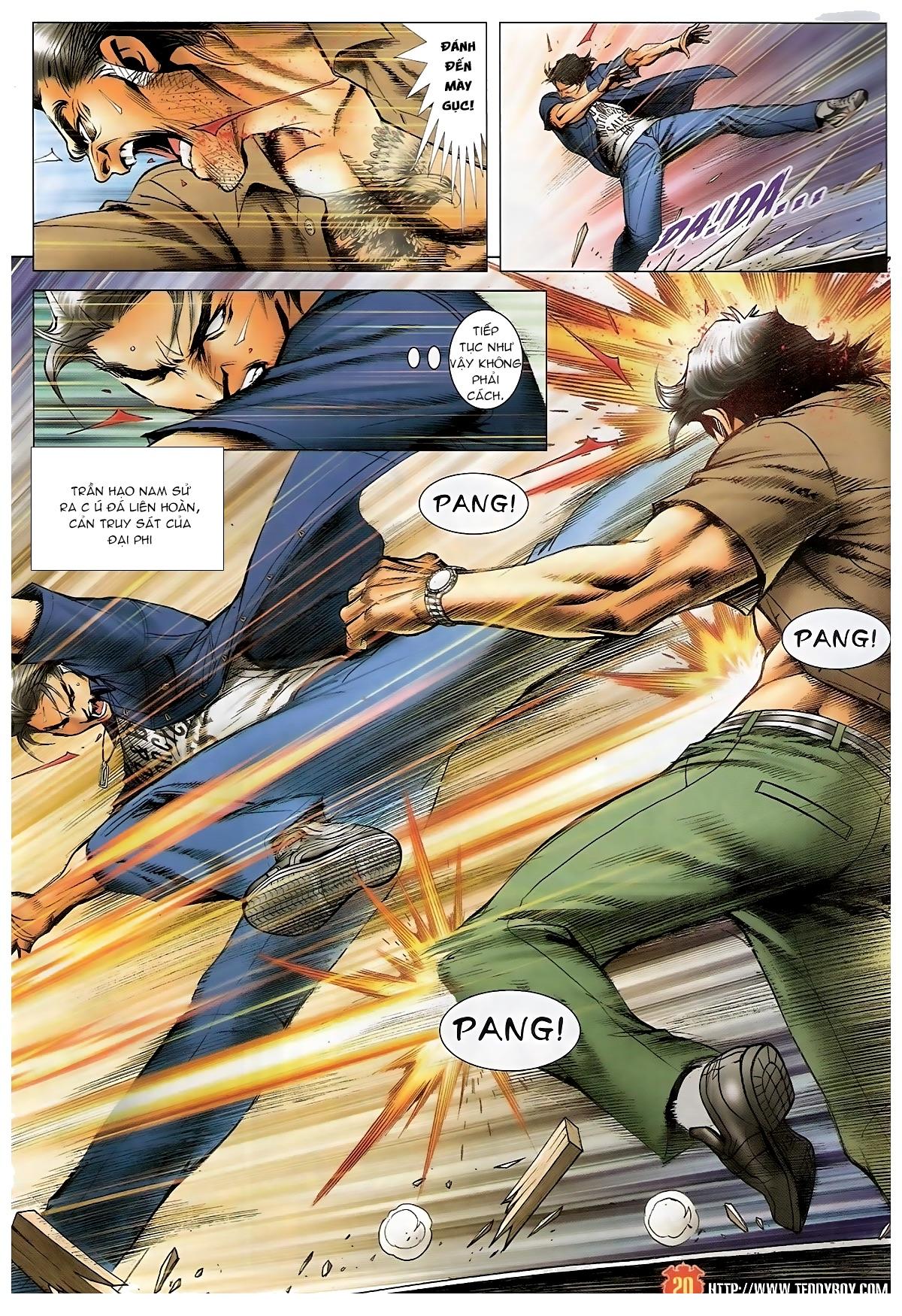 Người Trong Giang Hồ - Chapter 1545: Mượn dao giết người - Pic 18