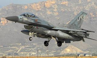 Υπεγράφη η συμφωνία για την αναβάθμιση των ελληνικών F-16