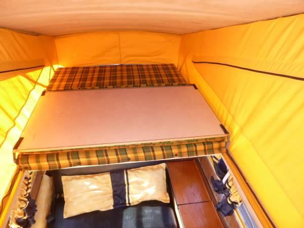 Used RVs VW Westfalia Van For Sale For Sale by Owner