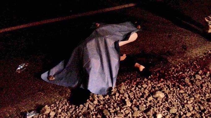 Muere mujer tras accidente en el Aguaje.