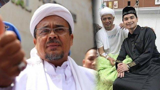 Doa Habib Rizieq Dihapus Instagram, Putra Ustaz Arifn Ilham: Segitu Takutnya?