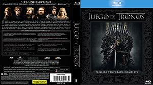 Game of Thrones - Juego de Tronos Primera Temporada - BLURAY