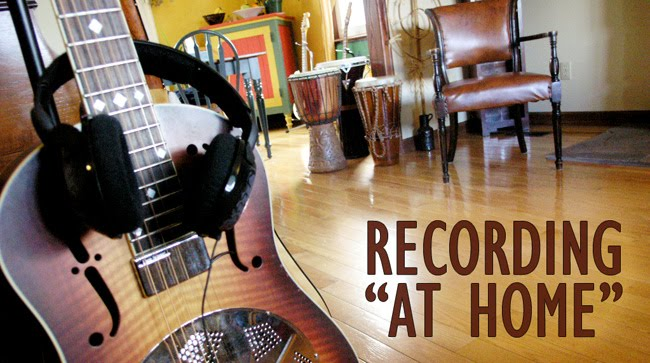 "Recording ""At Home"""