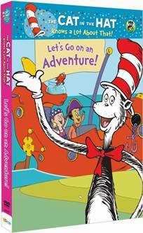 The Cat in the Hat Know a Lot About That: Let's Go on an Adventure