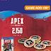 Apex Legends 2150 Coins PS4 (Spain)