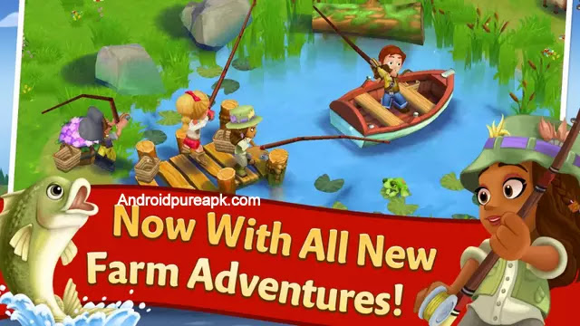 FarmVille 2: Country Escape Apk Download Mod+Hack