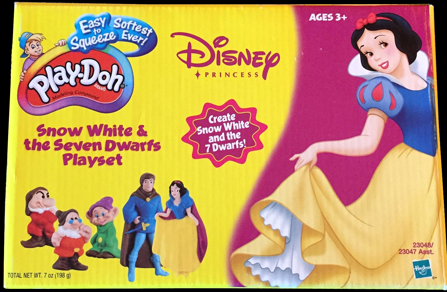 386ad3f9cf 23048 23047 Asst. Includes a 5 oz. and 2 oz. can of Play-Doh