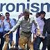 """Mauricio Macri en #Ferro: """"Vamos a crear trabajo para todos los argentinos"""""""