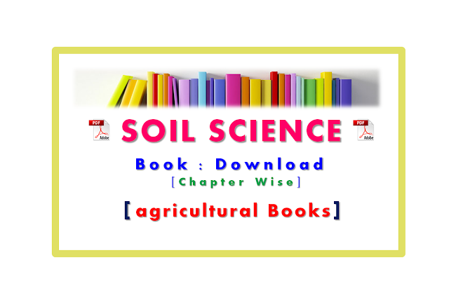 Agriculture icar soil science pdf book download for Soil 2017 book